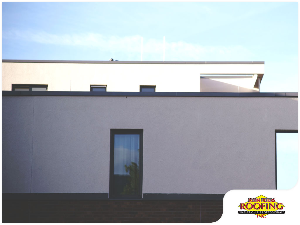 Moisture Problems Tips on Preventing Flat Roof Rot