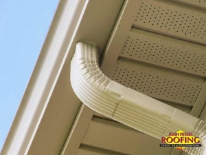 advantages of seamless gutters